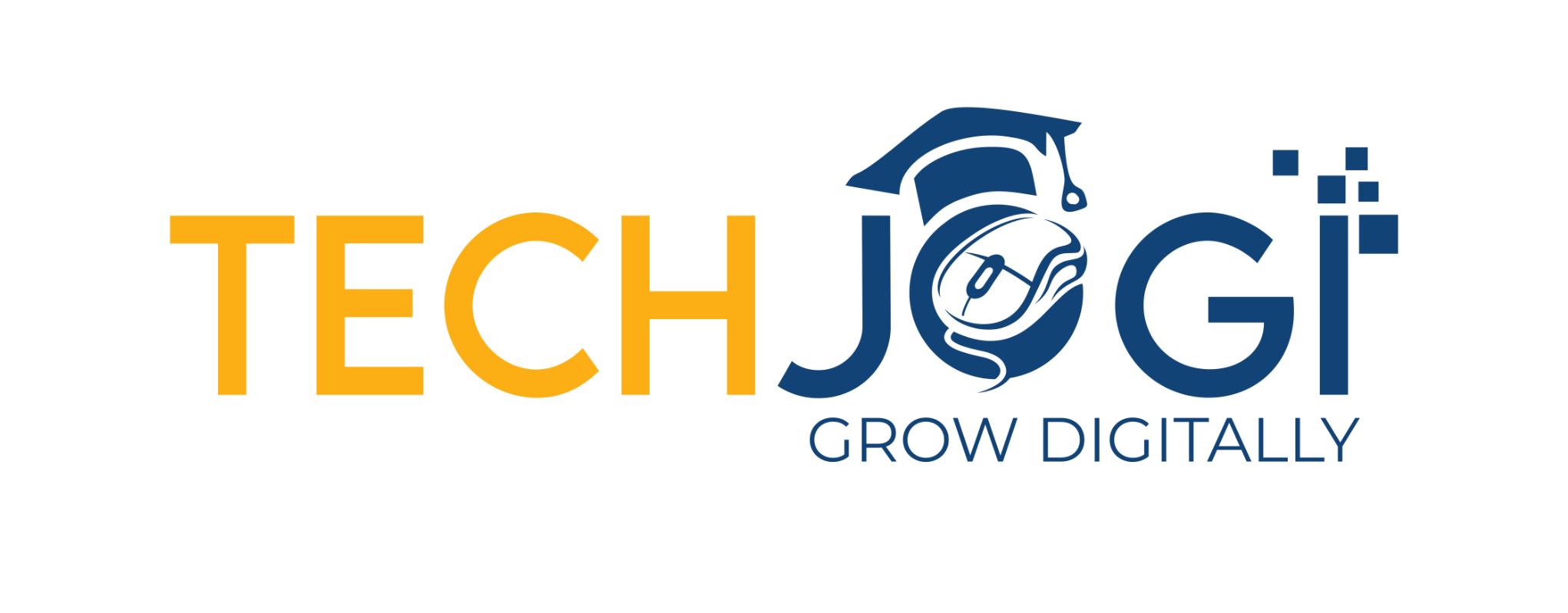 Logo Techjogi